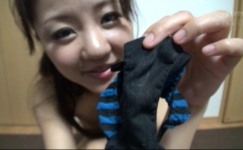 女の子のパンツ汚れ
